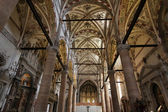 St. Anastasia church in Verona — Stock Photo
