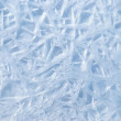 Abstract icicle background — Stock Photo