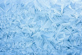 Abstract frost background — 图库照片