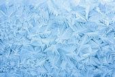 霜の抽象的な背景 — ストック写真