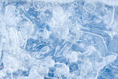 Abstract frozen water background — Stock Photo