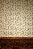 Retro interior of room — Stock Photo