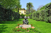 Can Boixeres Park, in Hospitalet de Llobregat, Spain — Stock Photo