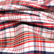Plaid fabric — Stock Photo #5482408