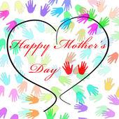 Dzień matki happy — Zdjęcie stockowe