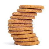 Biscoitos de gengibre — Foto Stock