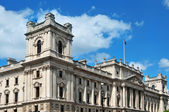 HM Treasury headquarters in London, United Kingdom — Stock Photo