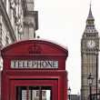 Big Ben, London, United Kingdom - Stock Photo