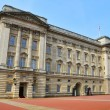 Buckingham Palace in London, United Kingdom — Stock Photo