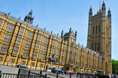 Westminster palace, london, großbritannien — Stockfoto