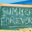 Stock Photo: Summer forever