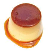 Creme caramel — Stock Photo