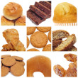 Pastries collage — Stock Photo #5831288