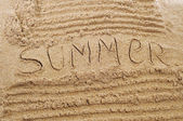 Summer — Stock fotografie