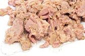 Tuna meat — Stock Photo