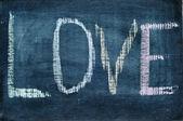Miłość, miłość, miłość — Zdjęcie stockowe