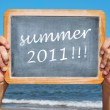 Summer 2011 — Stock Photo #5973635