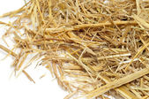 Pile of straw — Stock Photo
