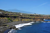 Bollullo Beach in Tenerife, Canary Islands, Spain — Stock Photo