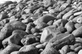 砂利浜 — ストック写真