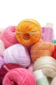 Crochet thread — Stock Photo