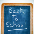 Back to school — Stock Photo