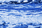 Seawater background — Stock Photo
