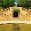 Parc del Laberint d'Horta in Barcelona, Spain — Stock Photo