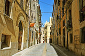 Alte stadt tarragona, spanien — Stockfoto