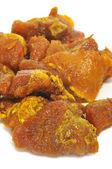 Marinated chicken meat — Stock Photo