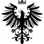 Heraldic eagle #4 — Stock Vector