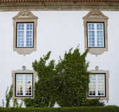 Detail of a manor in Portugal — Stock Photo