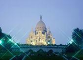 Basilique du sacré coeur, paris — Stok fotoğraf
