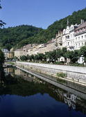 Karlovy Vary — Stock Photo