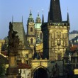 Charles Bridge, Prague — Stock Photo #5587841