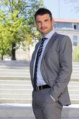 Uomo d'affari — Foto Stock