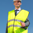 Yellow vest — Stock Photo #5511348