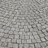 Praça da pedra de pavimentação — Foto Stock