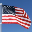 Stock Photo: Flag