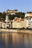 Lyon şehri — Stok fotoğraf