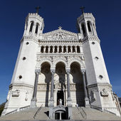 Basilica front — Stock Photo