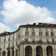 Piazza Vittorio, Turin — Stock Photo
