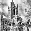 Christ Church Dublin — Stock Photo