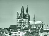 Koeln katedralen — Stockfoto