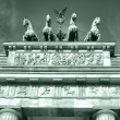 Brandenburger Tor, Berlin — Stock Photo