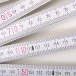 Carpenter ruler — Stock Photo #5462776