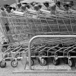 Royalty-Free Stock Photo: Shopping carts