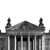 Reichstag, Berlin — Zdjęcie stockowe