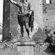 Stock Photo: Caesar Augustus statue