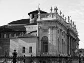 Palazzo madama, turín — Stock fotografie